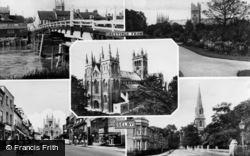 Selby, Composite c.1960