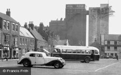 Micklegate c.1955, Selby