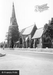 Selby, St Mary's Catholic Church c.1960