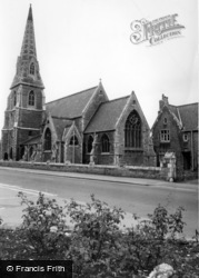 Selby, St Mary's Catholic Church c.1965