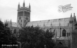 The Abbey c.1960, Selby