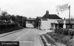Sellindge, Grove Bridge c.1960