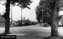 Sellindge, Swan Lane c.1960