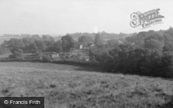 Selling, Hogben's Hill c.1955