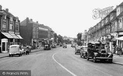 Selsdon, Addington Road c.1950