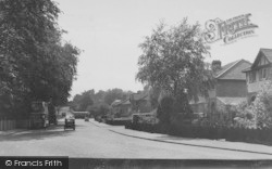 Selsdon, Addington Road c.1955