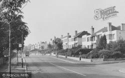 Selsdon, Addington Road c.1955