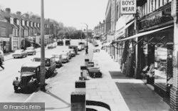 Selsdon, Addington Road c.1965
