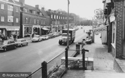 Selsdon, Addington Road c.1965