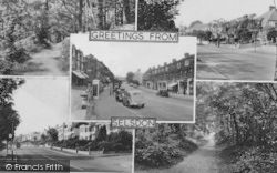 Selsdon, Composite c.1955