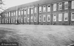 Selsdon, County Primary And Secondary Schools c.1955