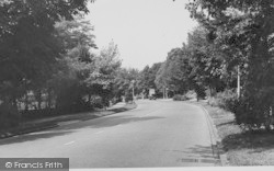 Selsdon, Croham Valley Road c.1955