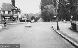 Cross Roads c.1965, Selsdon