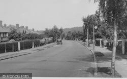 Farley Road c.1955, Selsdon