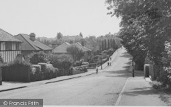 Selsdon, Old Farleigh Road c.1955