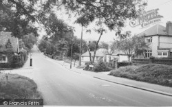 Selsdon, Old Farleigh Road c.1965