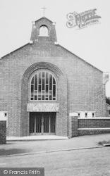 Roman Catholic Church c.1965, Selsdon