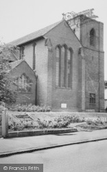 Selsdon, St John's Church c.1965