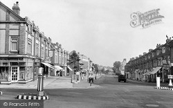 Selsdon, The Broadway c.1955