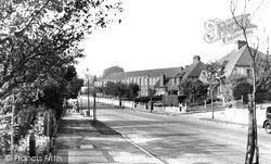 Selsdon, The Secondary Modern School, Addington Road c.1955