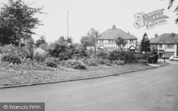 Selsdon, The Triangle c.1955