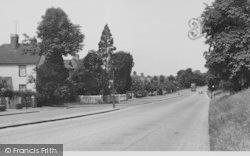 Upper Selsdon Road c.1955, Selsdon