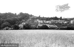 Selsdon, View From Greenhill c.1955