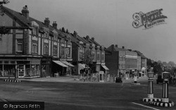 Selsdon, View From The Cross Roads c.1955