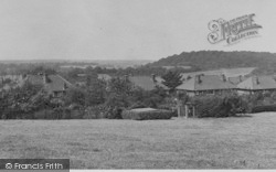 Selsdon, View Of Crohamhurst c.1955