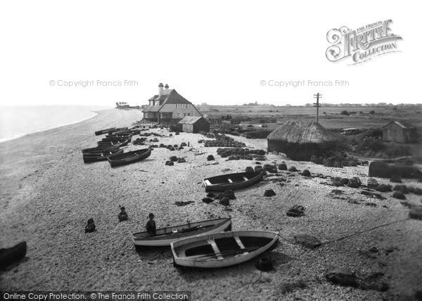 Photo of Selsey, Beach 1930