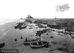 Selsey, Beach 1930