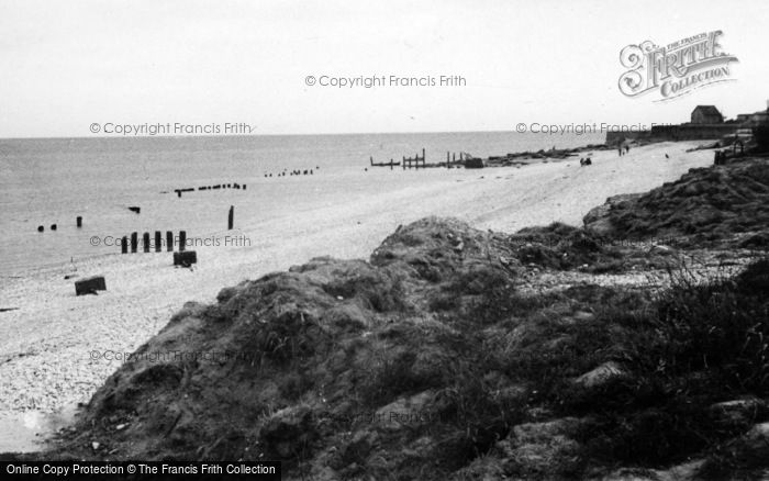 Photo of Selsey, Beach And Foreshore 1947