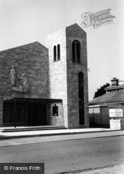 Selsey, Catholic Church c.1965