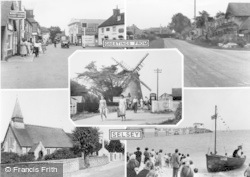 Selsey, Composite c.1955