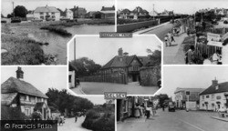 Selsey, Composite c.1957