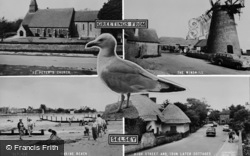 Selsey, Composite c.1965
