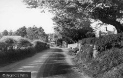 Selsey, Crablands c.1960