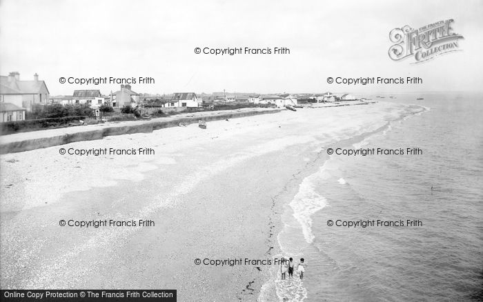 Photo of Selsey, East Beach 1930