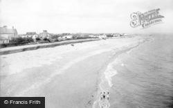 Selsey, East Beach 1930