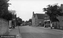 Selsey, High Street c.1950
