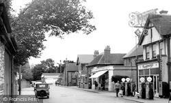 Selsey, High Street c.1960
