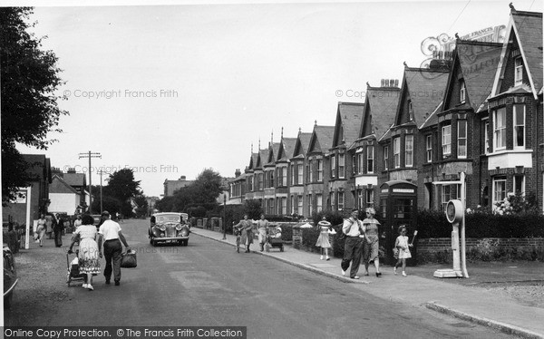 Photo of Selsey, Hillfield Road c.1950