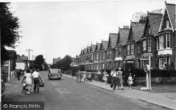 Selsey, Hillfield Road c.1950