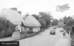 Selsey, Iron Latch Cottage c.1960
