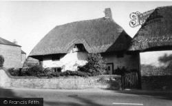 Selsey, Iron Latch Cottage,  High Street c.1960