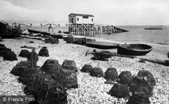 Selsey, Lifeboat House 1930