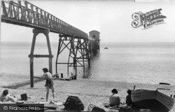 Selsey, Lifeboat House c.1955