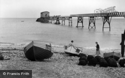 Selsey, Lifeboat House c.1960