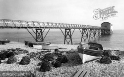 Selsey, Lifeboat House c.1965