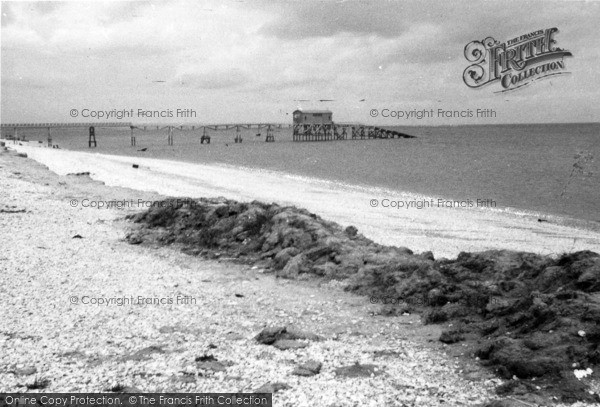 Photo of Selsey, Lifeboat Station 1947